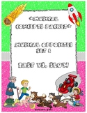 Musical Opposites Concepts Packet:  Set 1-Fast vs. Slow  -