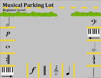 Musical Parking Lot