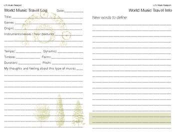 Musical Passport