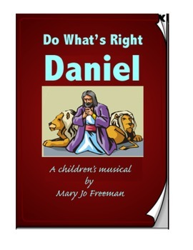 Musical Play for Elementary/Middle School Kids (Christian