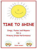 Musical Program: Time to Shine Primary Level