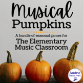 Musical Pumpkins   Halloween Music Games