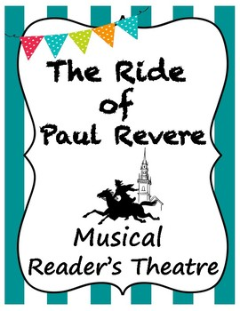 Musical Reader's Theatre: The Ride of Paul Revere