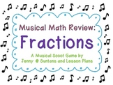 Musical Review: Fractions