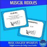 Musical Riddles