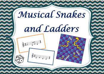 Musical Snakes and Ladders