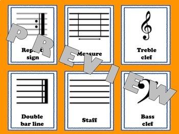 Music Symbols Headbands Game