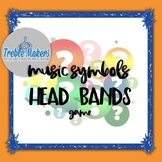 Music Symbols Headbands Game