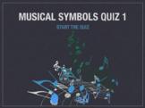 Musical Symbols Quiz
