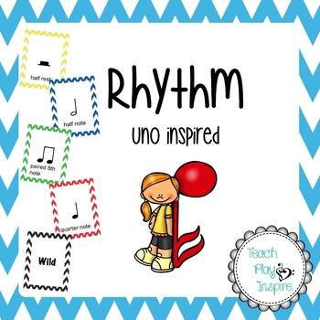 Music Uno - Rhythm