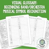 Music Symbol Recognition Worksheet Distance Learning