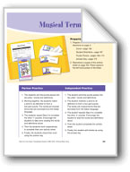 Musical Terms