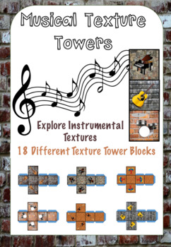Musical Texture Towers