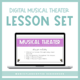 Musical Theater - Lesson & Project for Google Slides™ | Di