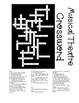Musical Theatre Crossword