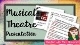 Musical Theatre Presentation