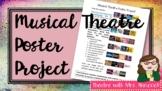 Musical Theatre Poster Research Project