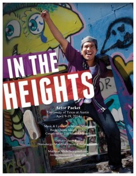 Musical Theatre Study Guide: In the Heights