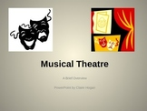 Musical Theatre/Opera Overview