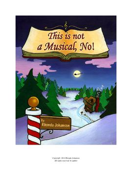 """Musical, """"This is not a Musical, No!"""""""