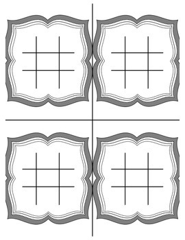 Musical Tic Tac Toe