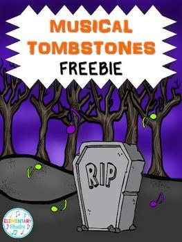 Musical Tombstones - A Fun Halloween Game