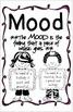 Musical Vocabulary Posters Minimalist Bundle (Set of 10)