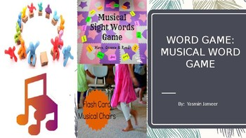 Musical Word Game