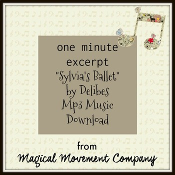 """Musically Montessori: """"15 Minute Music: Delibes"""""""