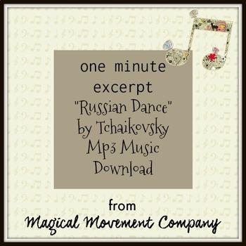 "Musically Montessori ""15 Minute Music: Tchaikovsky"""