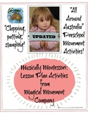 "Musically Montessori: REVISED, ""All Around Australia"" Move"