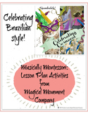 "Musically Montessori: South America, Celebrating ""Carnaval"" Brazilian Style"