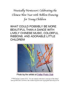 Musically Montessori: Asia, Chinese Ribbon Dancing and More!