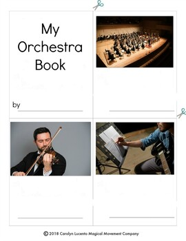 Musically Montessori: Introducing the Orchestra 3-Part Cards