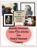 "Musically Montessori: Mozart and Variations on ""Twinkle Twinkle"""