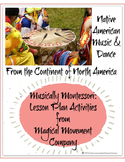 Musically Montessori: North American Pow Wow Music & Dance
