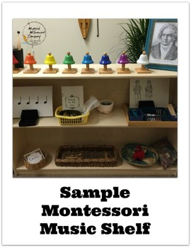 Musically Montessori: Mozart, Pitch, and The Musical Scale!
