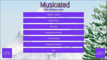 Musicated Ear Training