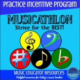 Musicathlon Practice Incentive Program   A Music Olympic I