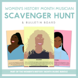 Musician (HER)story | Bulletin Board • Posters • Printables
