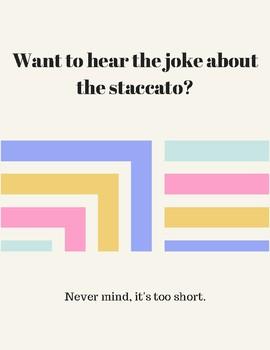 Musician Jokes Posters