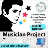 Musician Project - PBL