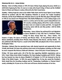Musicians Bio and Questions Set A--James Galway