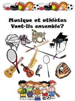 Musiciens et les Athlètes - en Français