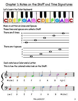 Musickid's Color Method Beginner, Student Book 2