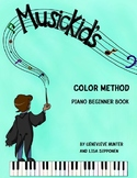 Musickid's Color Method Beginner, Student Book 2