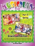 "Musicplay PreK Part 3 ""Spring"" Teacher's Guide"