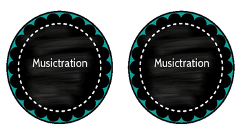 Musictration - A music symbol matching game