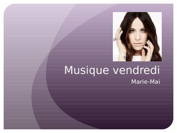 Musique- Marie-Mai