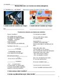 Musique Mercredi CHORES/les Tâches Ménagères/les Corvées with 3 Disney Songs